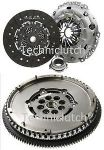 LUK DUAL MASS FLYWHEEL DMF & COMPLETE CLUTCH KIT MAZDA BT-50 2.5 MRZ-CD 4X4